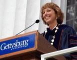 Janet Morgan Riggs (Gettysburg College photo)