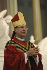 The Rev. Joseph McFadden of the Diocese of Harrisburg