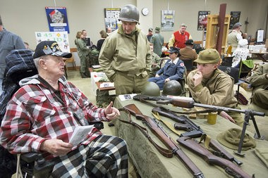 Reenacting history, one war at a time - pennlive com
