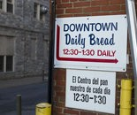 Downtown Daily Bread located in the Boyd Building of the Pine Street Presbyterian Church in Harrisburg provides a daily soup kitchen along with other services. They are marking their 30th year anniversary in 2013. VICKI VELLIOS BRINER, Pennlive.com