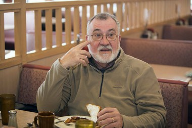Rick Havens, at the Marysville Diner, just over the Perry County line, said Thursday that it didn't make sense that residents of Perry County would dump their trash in Harrisburg.