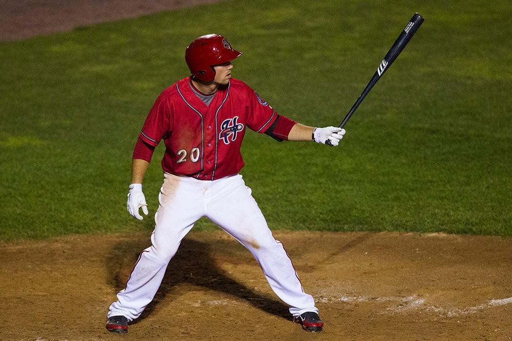 Senators outfielder Steven Souza Jr. said becoming a Christian in January 2012 helped change his life in all aspects, including his approach to baseball.