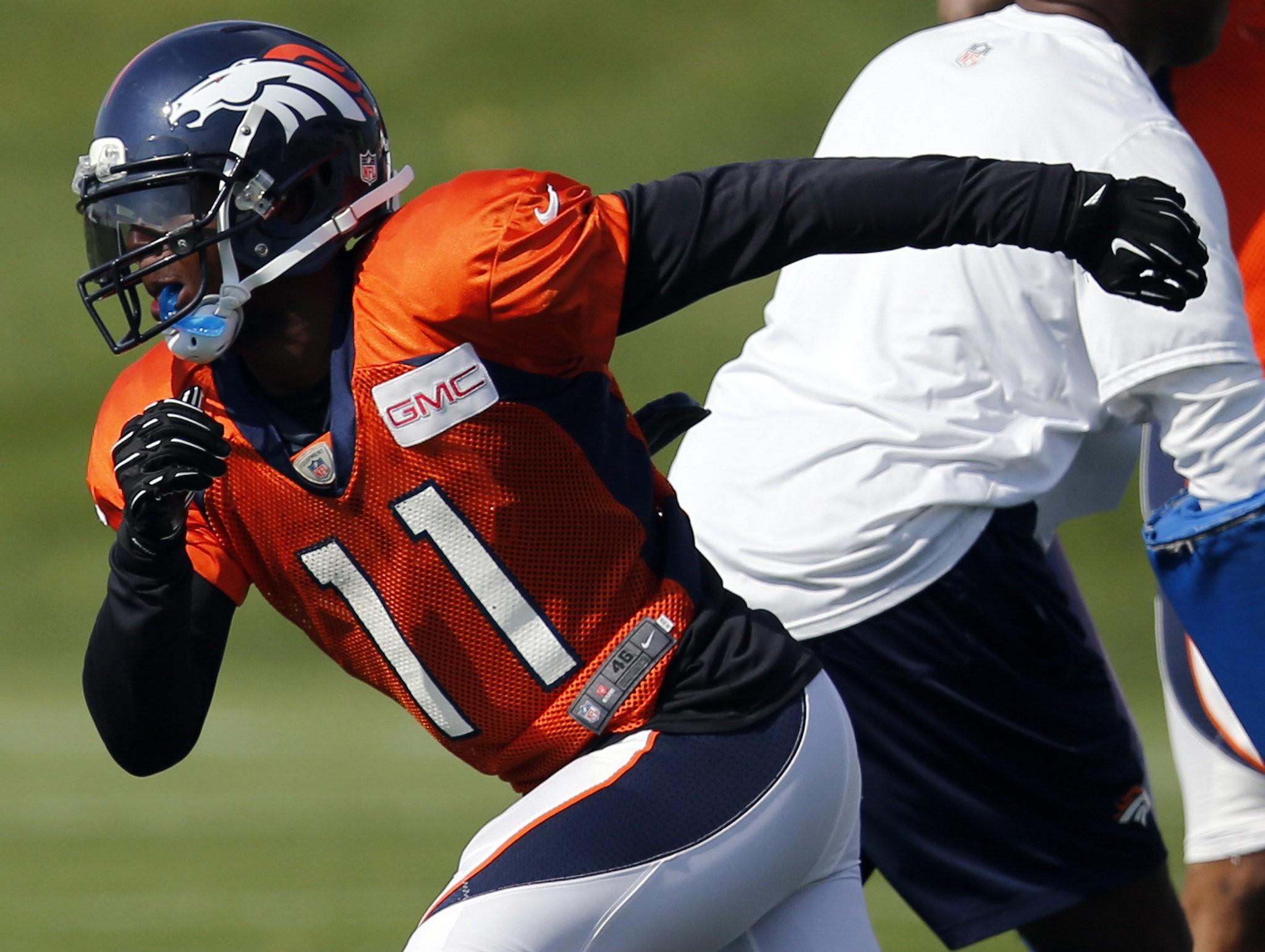 Penn State grad Jordan Norwood impresses at Denver Broncos camp ...