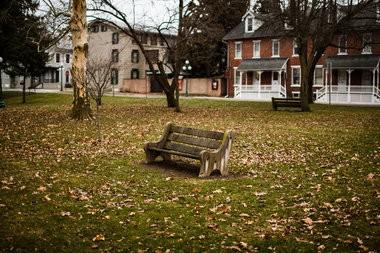 Lewisburg's Soldiers' Memorial Park