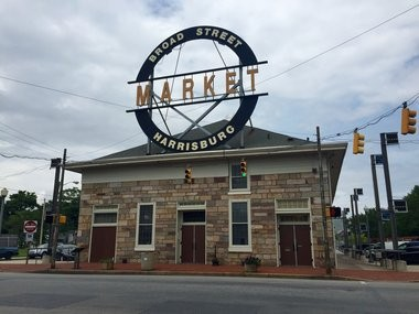 The Broad Street Market at Third and Verbeke streets in Harrisburg is reportedly the oldest, continuously operating farmers' market in the nation. It has struggled to retain vendors and make a profit.