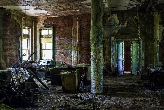 Abandoned places in Pennsylvania: Take a peek inside