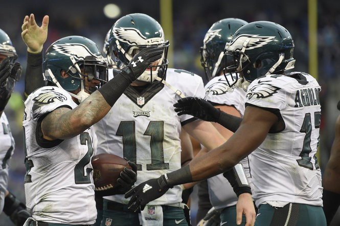 a1f6976c Philadelphia Eagles 2017 schedule release: Dates, times and ...