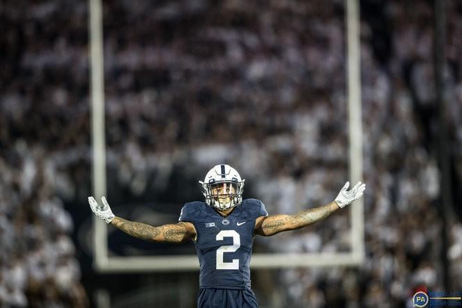 buy popular e4cc4 f0aa8 Penn State's Marcus Allen, Iowa's Josey Jewell headline Big ...