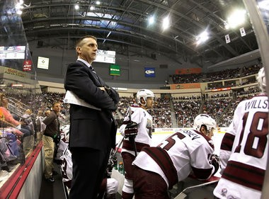 Former Hershey Bears head coach Mark French has been hired as a head coach in the KHL.