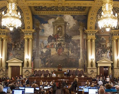 A bill that makes would some see as life-saving changes to Pennsylvania's drug war strategies breezed to a 194-0 passage in the state House Wednesday. The Senate is expected to approve the measure next week.