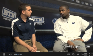 Penn State safeties coach Anthony Midget does a one-on-one interview with GoPSUSports.com.