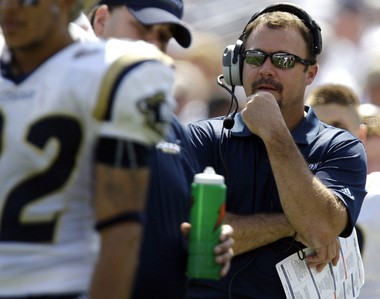 J.D. Brookhart and Joe Moorhead worked together at Pittsburgh and Brookhart was quick to add Moorhead and his creative offensive mind to his staff at Akron when he became the Zips' head coach.
