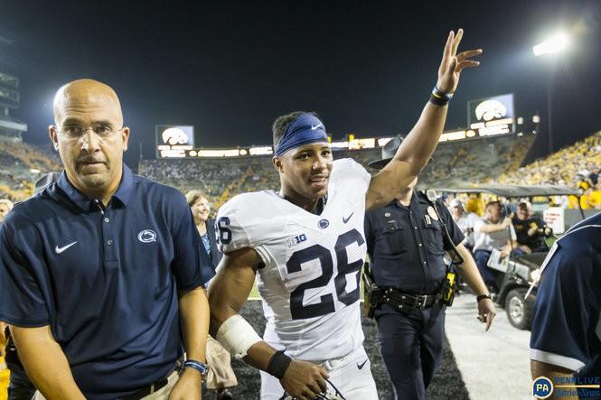 92164c3e 2018 NFL mock draft: Where does Penn State's Saquon Barkley go? Who do  Eagles, Steelers pick?