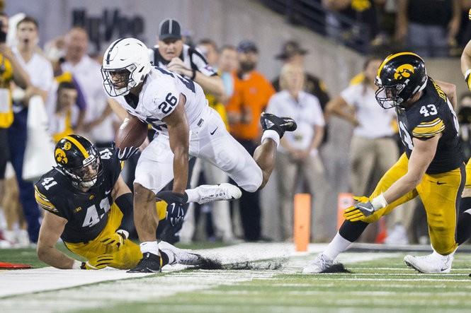 Penn State's Big Questions: Ryan Bates' role, Rahne's impact
