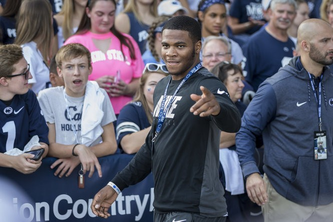 promo code d5d6f 39e1f What position will Micah Parsons play at Penn State, and how could he make  an impact as a true freshman