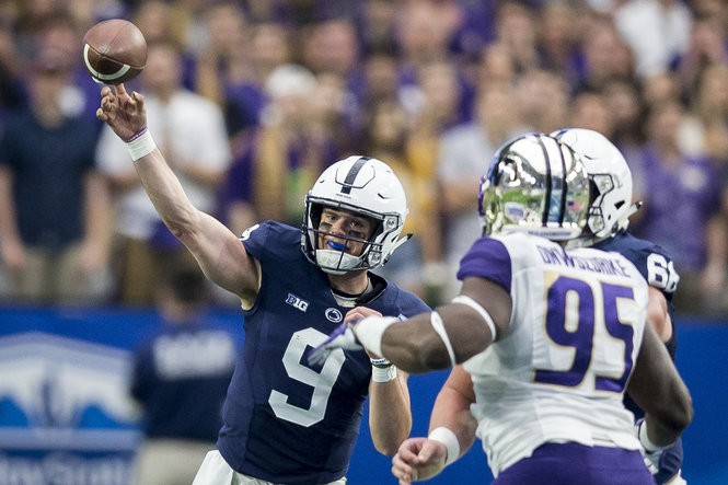Penn State's 2018 quarterback room: Trace McSorley and Tommy