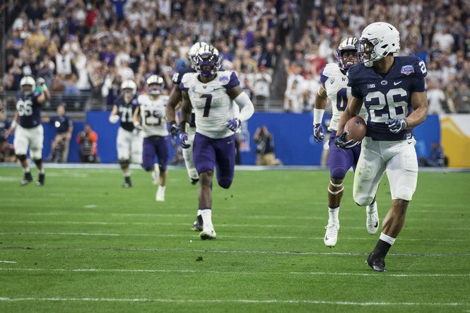 Penn State's Trace McSorley and the Big Ten East's top