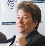 Barbour at Cal in 2011