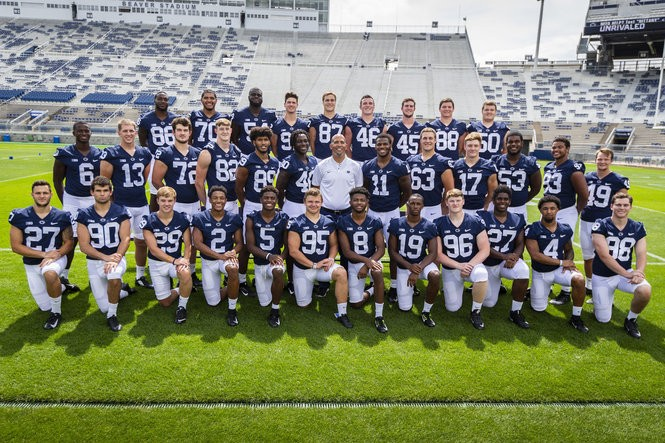 timeless design 584b6 d45a0 Meet the new guys  Which Penn State football freshmen could play, might play,  and will likely sit in 2018