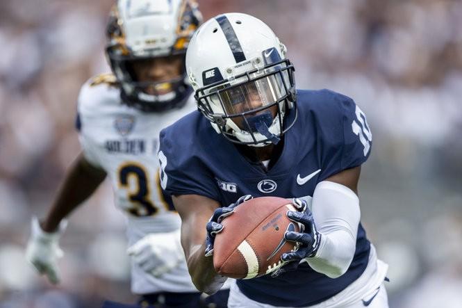 Penn State's depth chart vs  Michigan State: A new starter