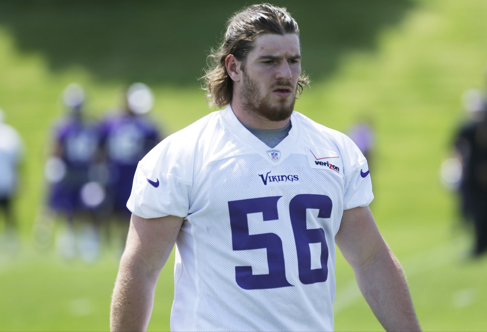 Ex-Penn State LB Michael Mauti back on the football field for ...