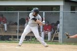 DEPENDABLE STICK -- Jake Weber is a team-best 8-for-12 with five runs in Perry County's five ESTL playoff games.