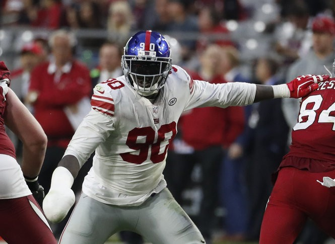 936cd3de1dc Philadelphia Eagles rivals report: Cowboys retool receiving corp, Giants  trade star pass rusher