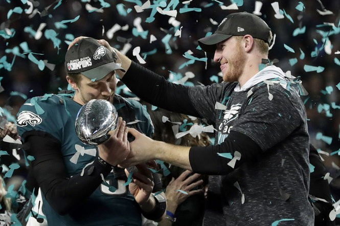 new concept 35cbb f9230 7 teams the Philadelphia Eagles are trying to join as repeat ...