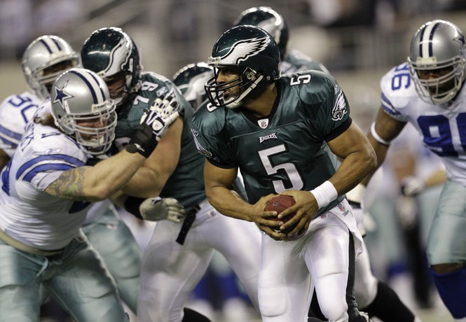 best website cfd9a e595c Picking an all-time Philadelphia Eagles team from Chuck ...