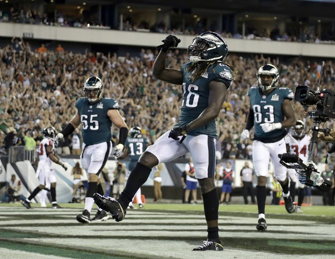 08157592190 Philadelphia Eagles survive Atlanta Falcons (again) for 18-12 win: rapid  reaction