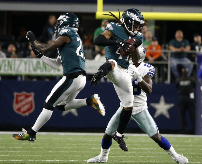 7cda822be7dc61 5 matchups to watch in Philadelphia Eagles vs. Dallas Cowboys, including  Lane Johnson vs. DeMarcus Lawrence