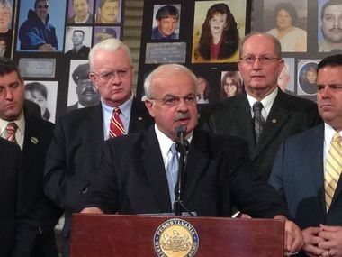 Rep. Ron Marsico, R-Lower Paxton Twp., who chairs the House Judiciary Committee, plans to hold hearings on the issue of capital punishment, beginning with one on March 26 in Philadelphia.