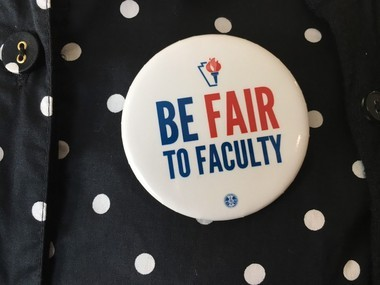 Faculty at the 14 state universities have set Oct. 19 as the day their strike will begin unless they reach an agreement on a new labor contract.