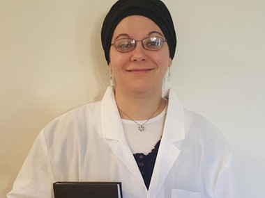 Kelly Greenland is owner/operator of Keystone State Testing that is opening in Lower Paxton Township one of the first medical marijuana laboratories in Pennsylvania.