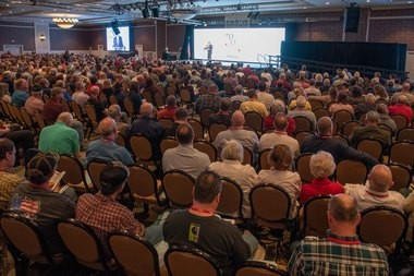 At their annual meeting in Hershey, township supervisors from across Pennsylvania pass a resolution calling for the state to address the shortage of volunteer firefighters and emergency responders.