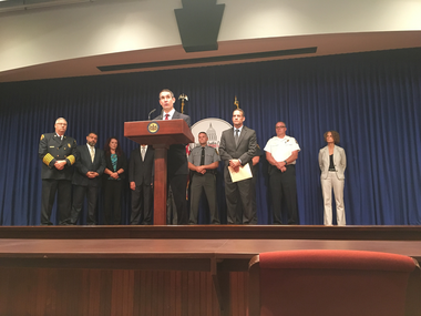 State Auditor General Eugene DePasquale said lack of access to mental health services was a concern raised at every one of the six regional meetings held by the school safety task force.
