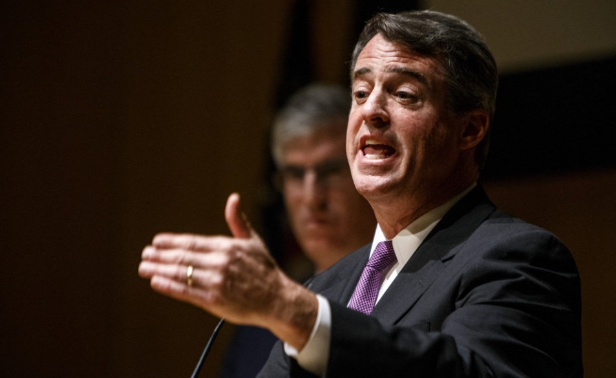 Kane tapped former Maryland Attorney General Doug Gansler to supervise the investigation into lewd and offensive emails.
