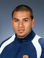 Kenny Caceros, shown here, has been signed by the USL PRO Harrisburg City Islanders. His contract, however, awaits approval.