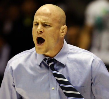 Penn State coach Cael Sanderson says wrestling recruiting is a year-round season.