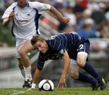 Midfielder Jason Pelletier, shown during the 2010 campaign, is beginning his sixth season with the Harrisburg City Islanders. He was appointed captain earlier this week.
