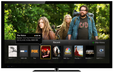 Comcast's Xfinity X1 video platform a shiny new toy for sports fans