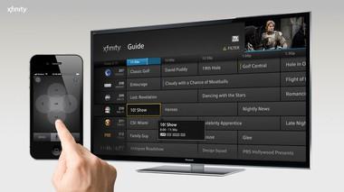 Comcast's Xfinity X1 video platform a shiny new toy for