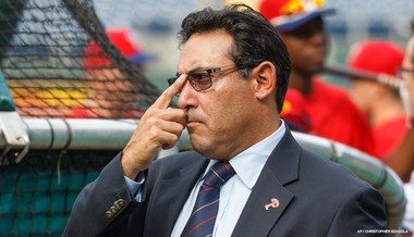 Ruben Amaro has had a difficult time filling Pat Gillick's shoes in Philadelphia.