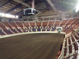 Following two seasons playing in the Farm Show Complex's Equine Arena, the Harrisburg Heat will return to the Large Arena it called home for 12 seasons (1991-2003).