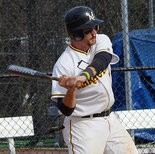 Millersville junior Mitch Stoltzfus is one of the top hitters in NCAA Division II this season.