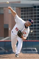 Shippensburg senior RHP Marcus Shippey has been lights-out over his past four outings.
