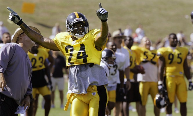 68548207 Remembering Pittsburgh Steelers cornerback Ike Taylor's career in ...