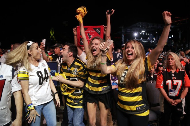 Which NFL fan base is the best? A study ranks Pa  teams in