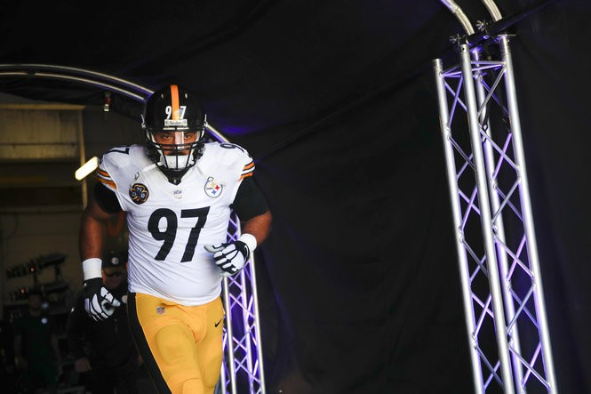 buy online dac46 40c01 Checking the Steelers' D-line depth chart: pre-free agency ...