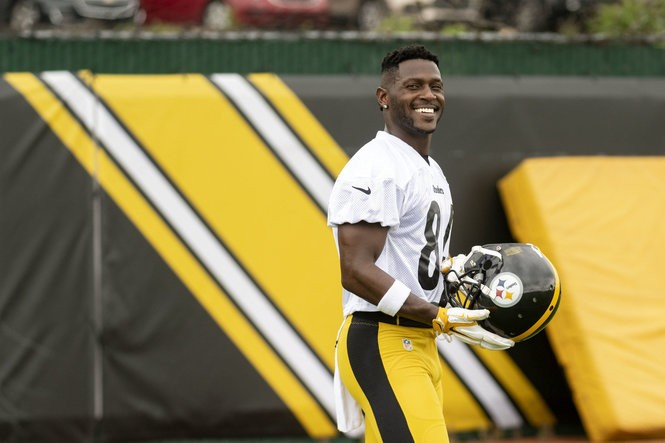 outlet store d4c6a 45be5 Steelers unveil 1978 throwback jerseys, Cameron Sutton shows ...